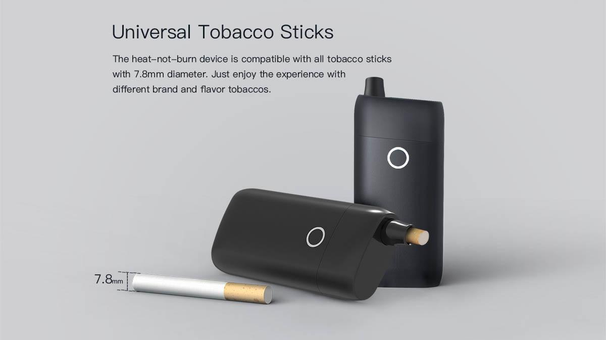 YOWO Heat-Not-BurnFor-Real-Cigarettes