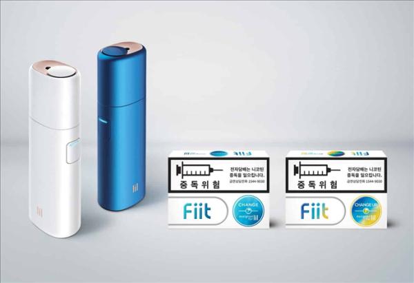 IQOS dominate the Japanese and Korean e-cigarette markets