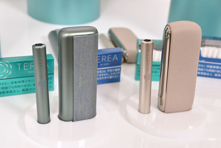 IQOS ILUMA series equipments comparison and the taste of TEREA cartridges review